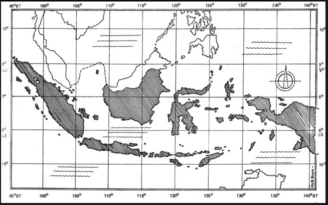 Sebutkan 3 Pengaruh Letak Astronomis Indonesia Brainly Co Id