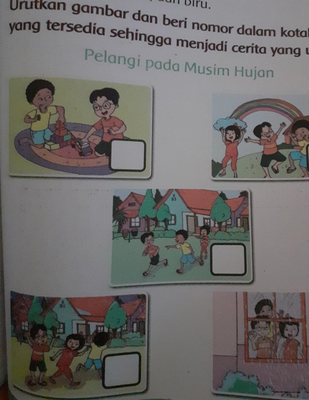 Kunci Jawaban Buku Paket Bahasa Indonesia Kelas 7 Halaman ...