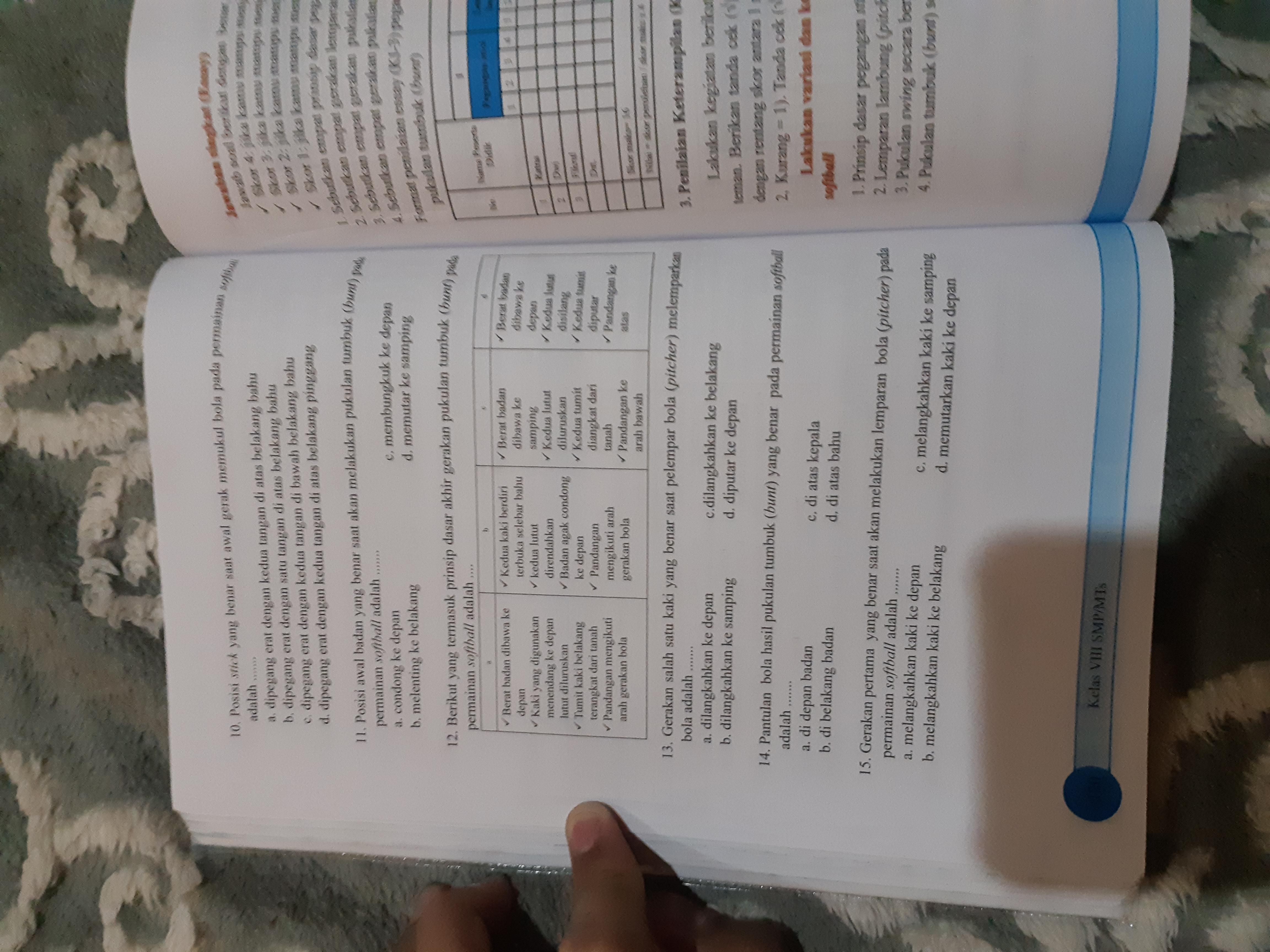 Buku Paket Matematika Kelas 8 Semester 2 Halaman 118 Ilmusosial Id
