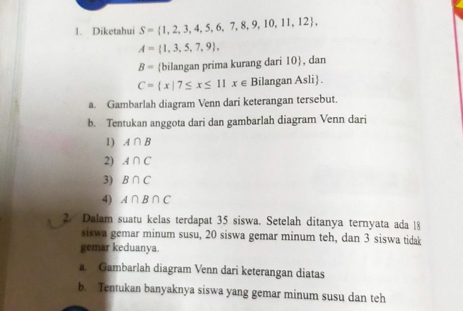 Jawaban Matematika Kelas 7 Halaman 154 Ayo Kita Menalar Brainly Co Id