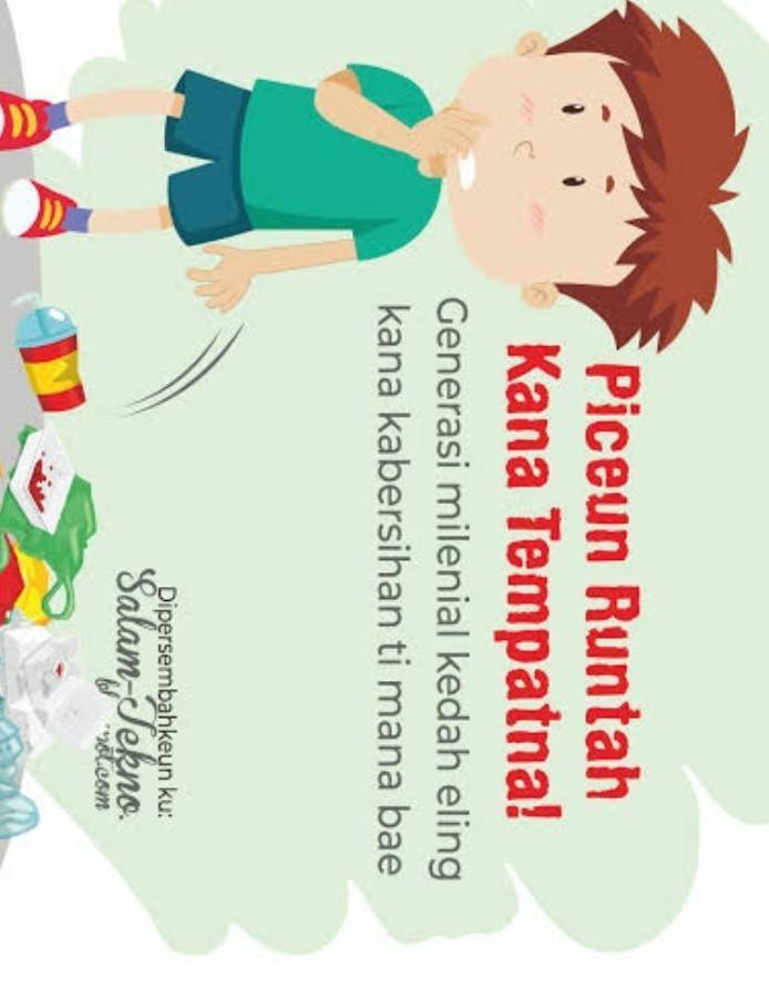 Tolong Carikan Iklan Layanan Masyarakat Dalam Bahasa Sunda Brainly Co Id