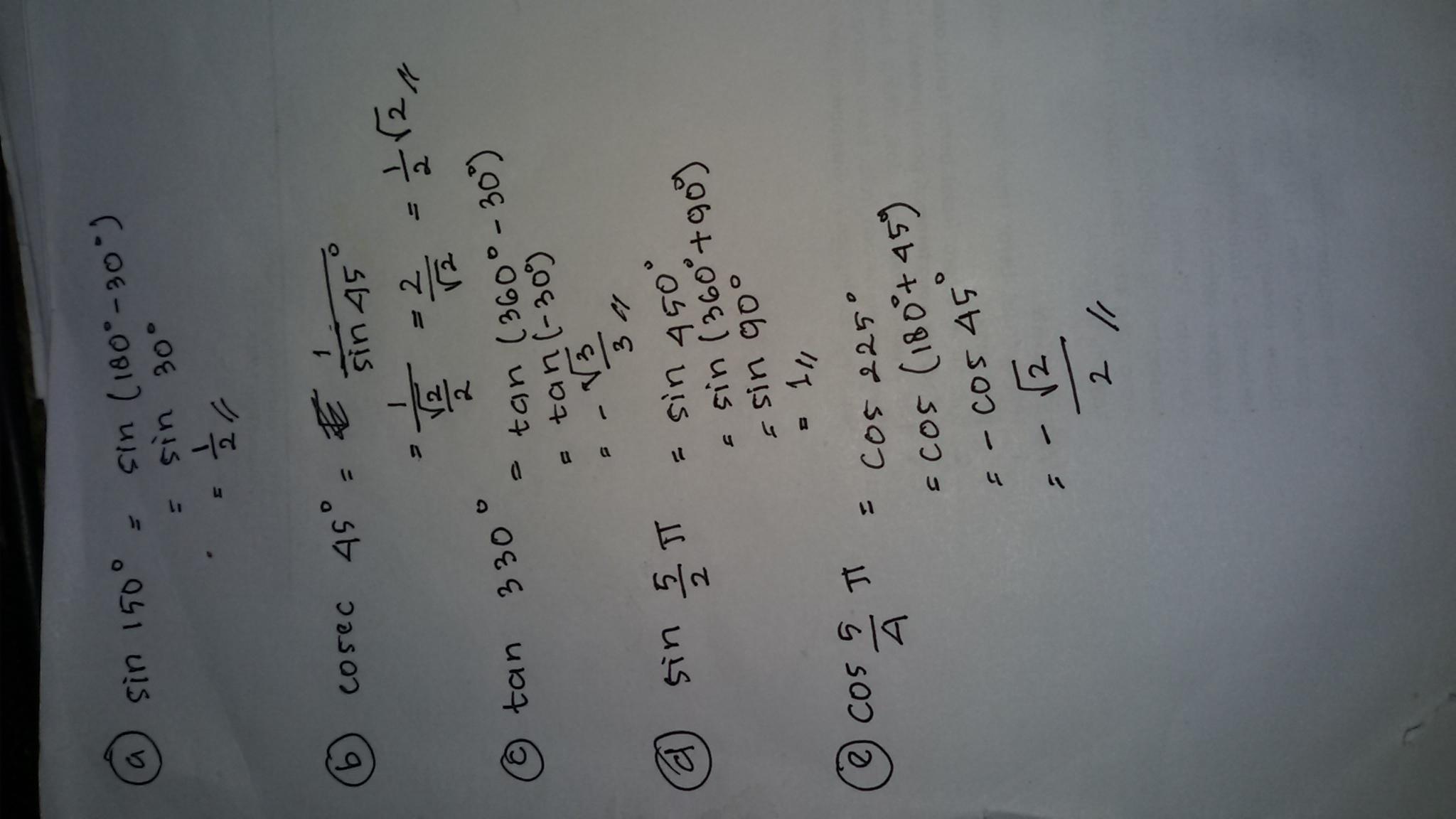 19++ Tentukan nilai dari sin 30 derajat cos 90 derajat dikurang tan 45 derajat ideas