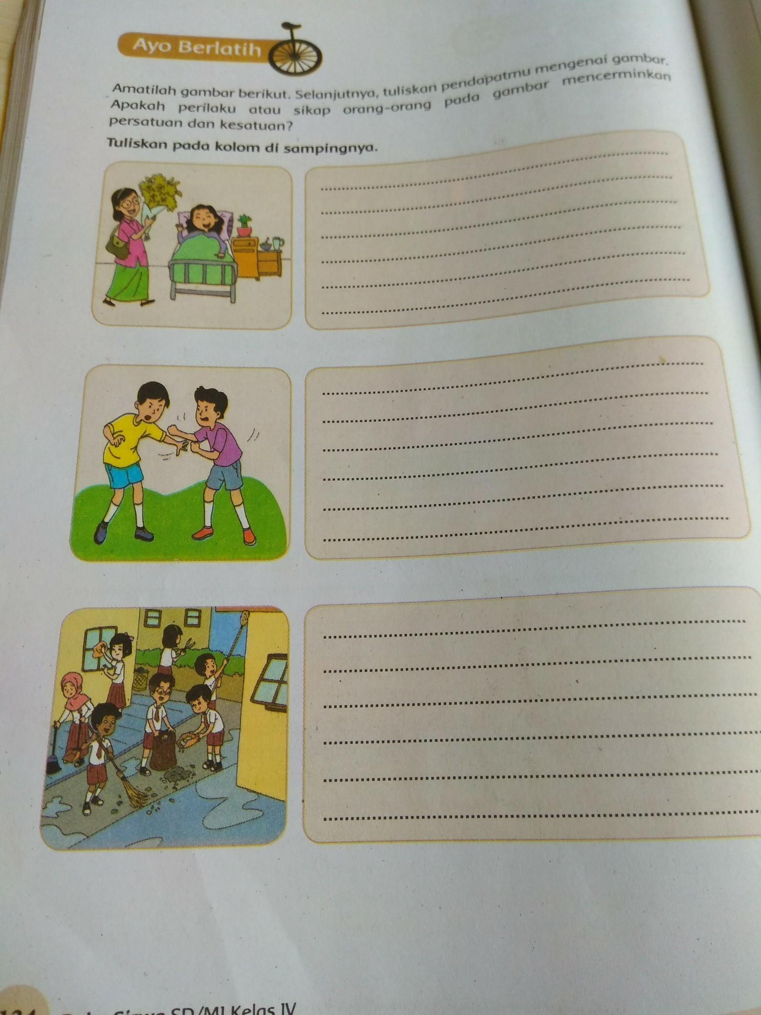 Pelajaran Kelas 4 Tema 9 Tolong Ya Dijawab Plisss Yg Dijawab