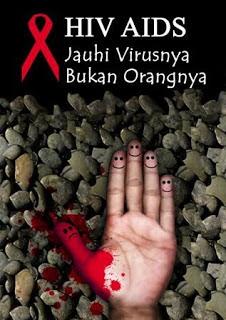 Contoh Poster Ajakan Hidup Sehat Agar Terhindar Dari Infeksi Virus