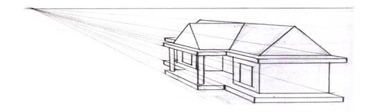 770 Koleksi Gambar Rumah Sederhana Perspektif Gratis Terbaru