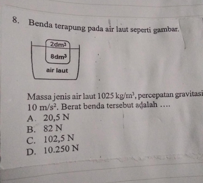 b7d1bcaaaca9851faf62c895fa2d87d9 - Berat Jenis Air Kgm3