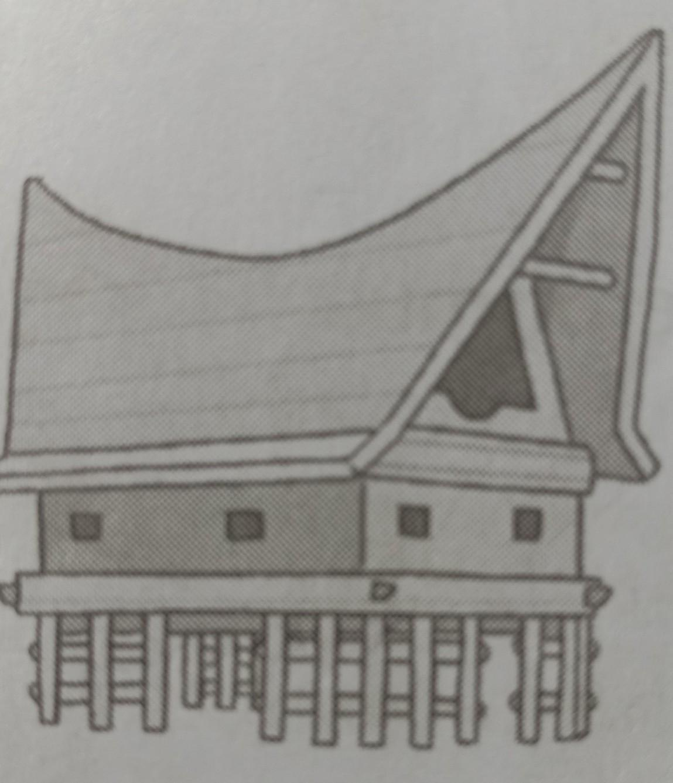 Perhatikan Gambar Berikut Tuliskan Nama Rumah Adat Pada Gambar Di Atas Beserta Daerah Asalnya Brainly Co Id