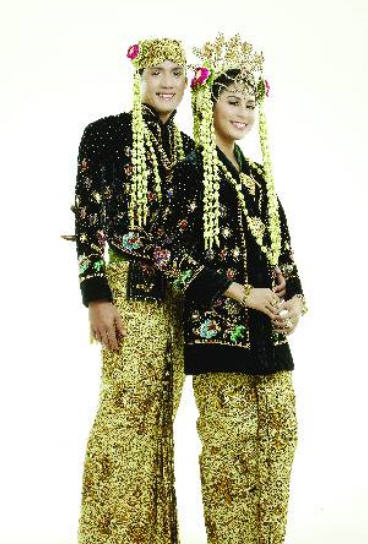 85 Gambar Baju Adat Cirebon Paling Keren