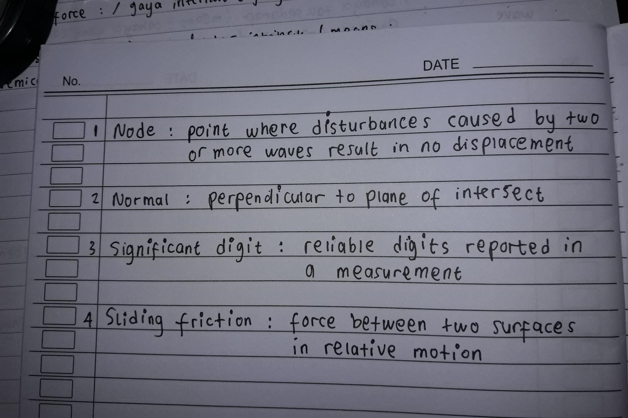 Arti Ke Bahasa Indonesia Definisi Atau Gambar Dalam Fisika Soal