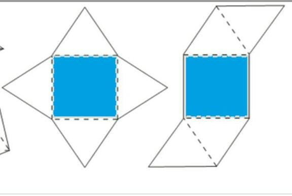Gambarkan Dua Jaring Jaring Limas Segi Empat Yang Berbeda Brainly Co Id