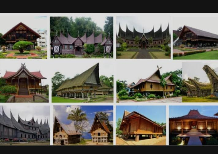 Perhatikan Gambar Berikut 1 2 3 Tuliskan Nama Rumah Adat Dan Daerah Asalnya Berdasarkan Gambar Brainly Co Id
