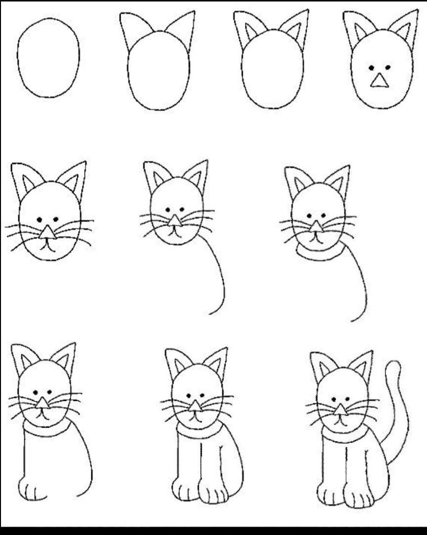 Cara Menggambar Yang Bagus Dan Gampang