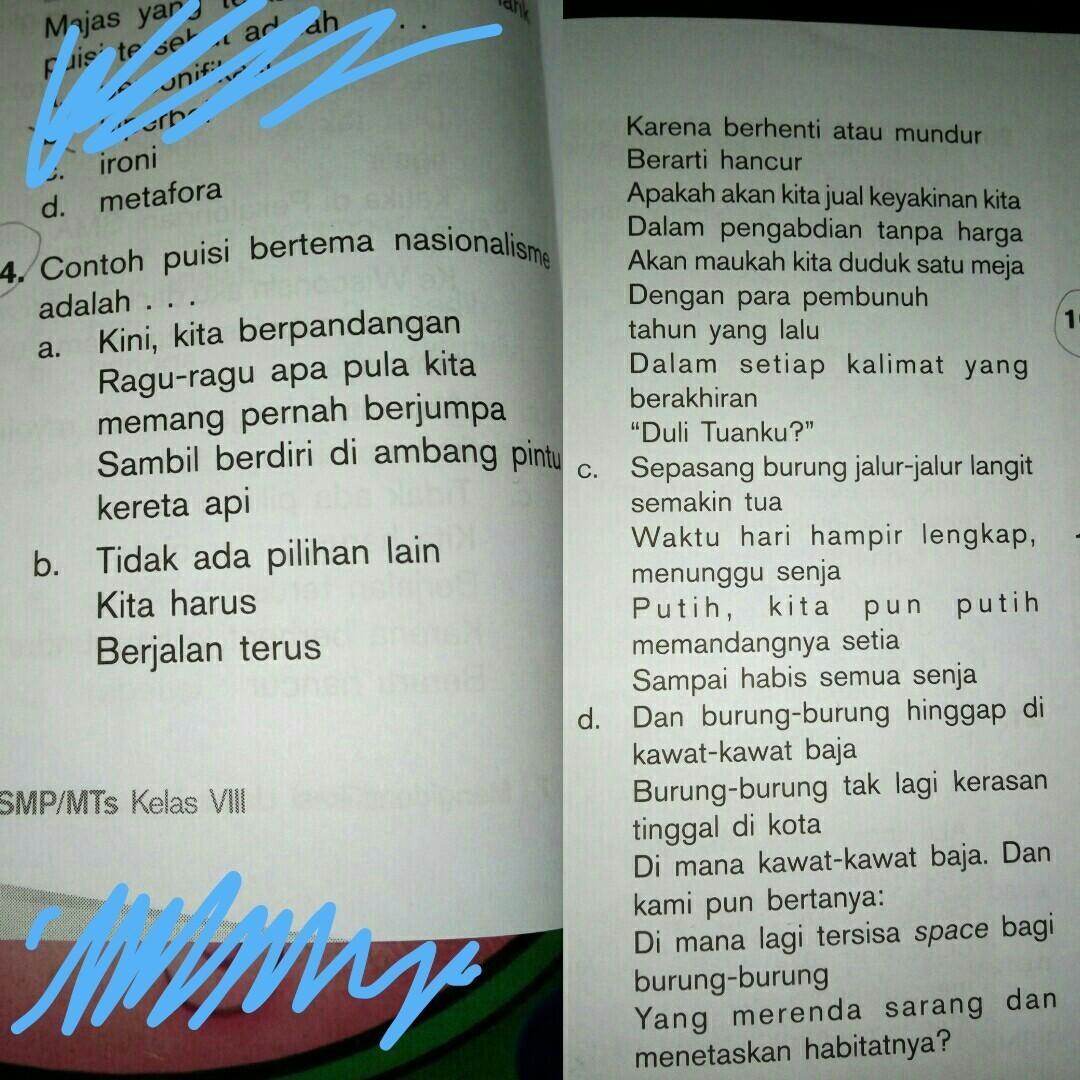 Contoh Kalimat Majas Ironi Brainly - 1001 Contoh Majas