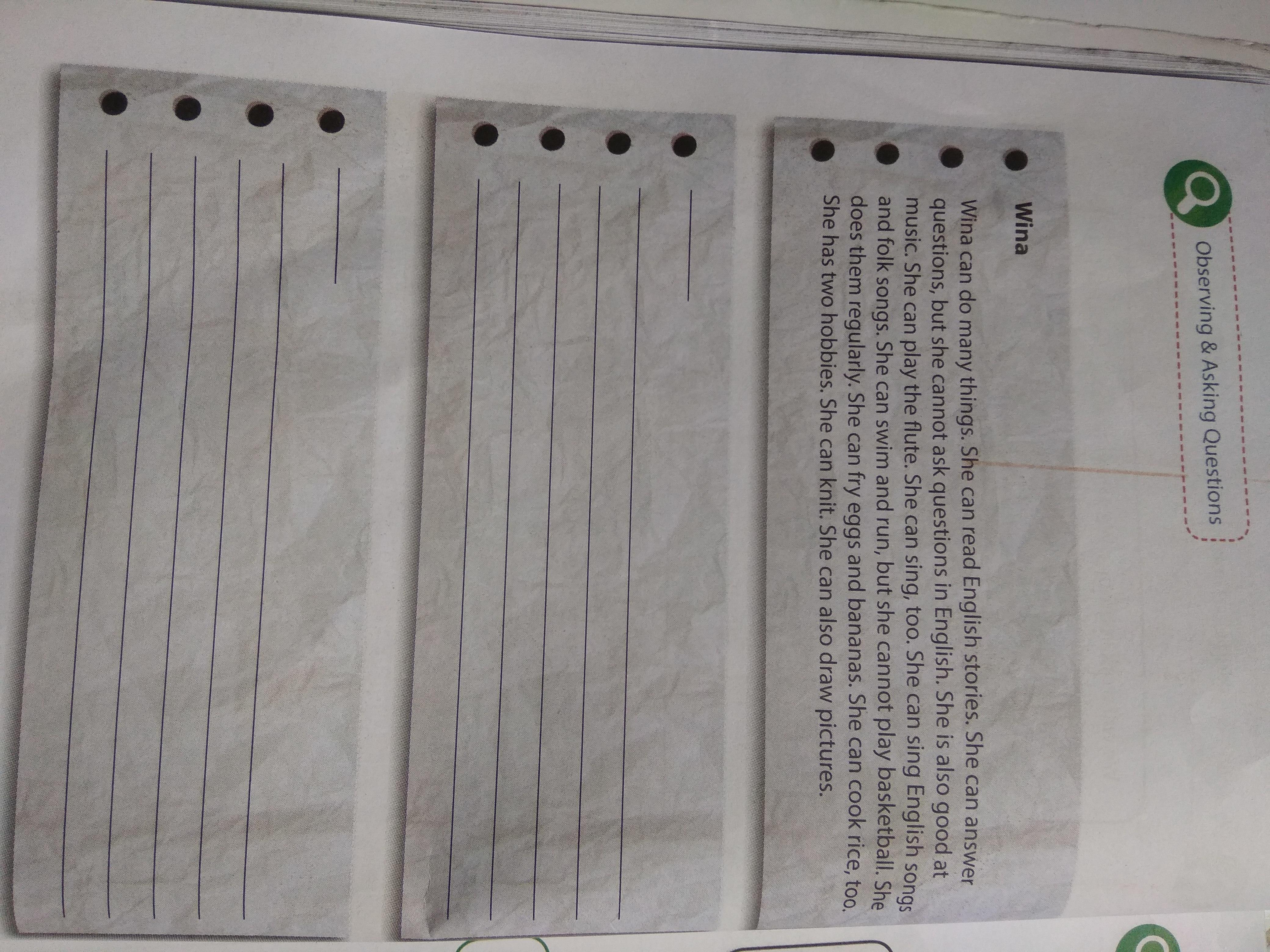 Jawaban Bahasa Inggris Kelas 8 Halaman 24 Revisi Sekolah