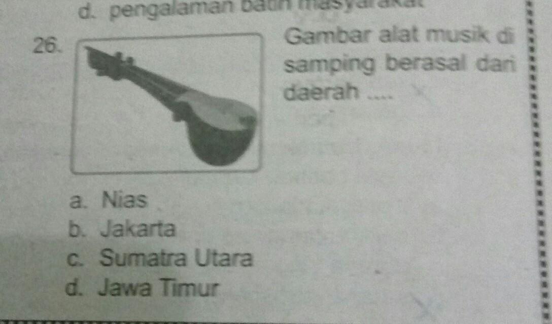 4000 Gambar Alat Musik Jakarta  Paling Keren