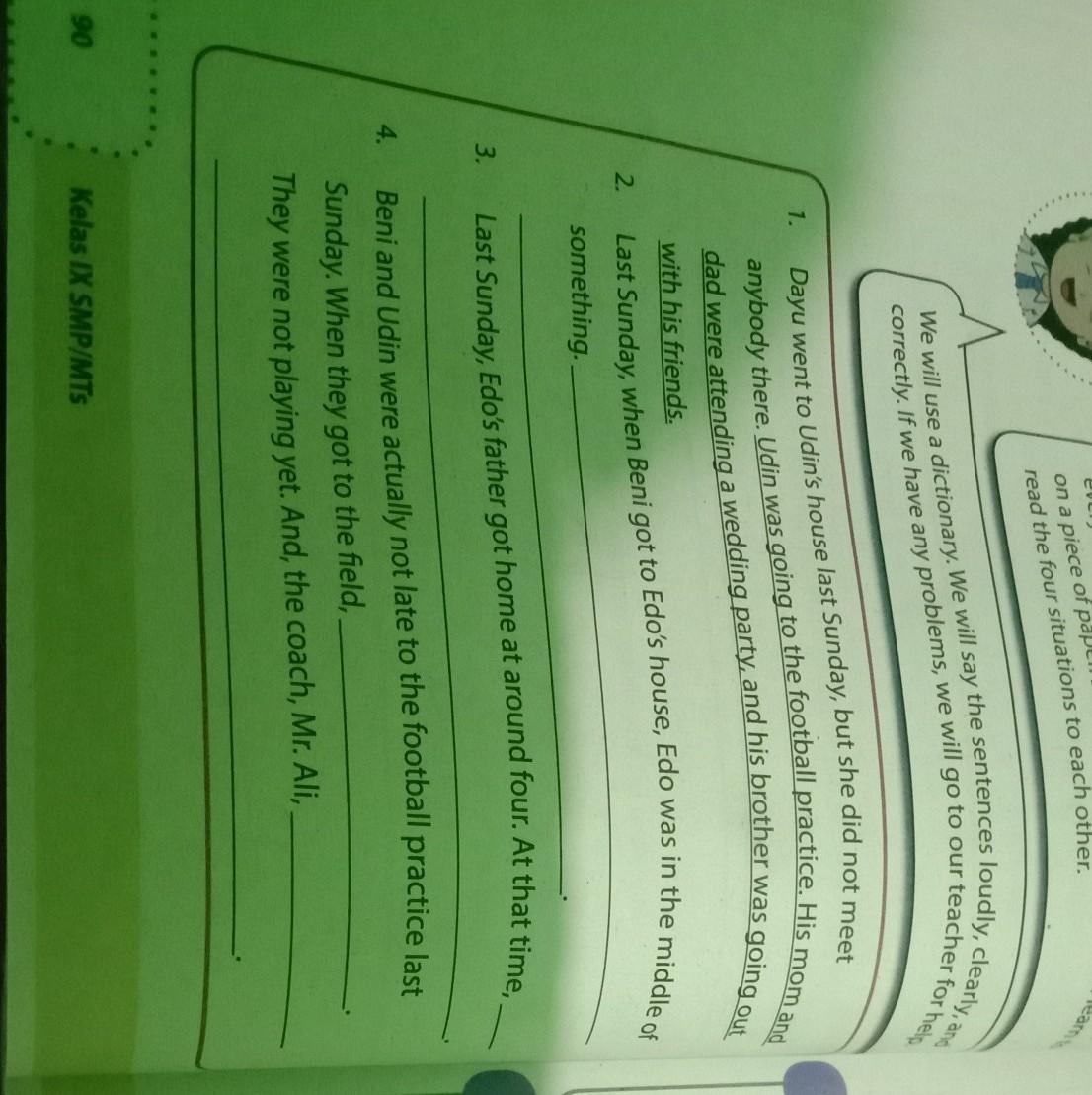 Tugas Bahasa Inggris Kelas 12