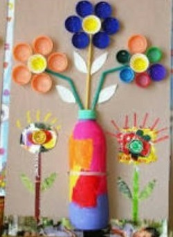 Jelaskan Langkah Pembuatan Bunga Dari Tutup Botol Plastik Brainly Co Id