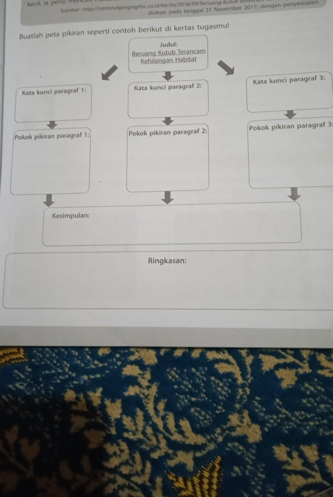 Jawaban Bupena 5c Hal 17 Tolong Di Jawab Ya Brainly Co Id