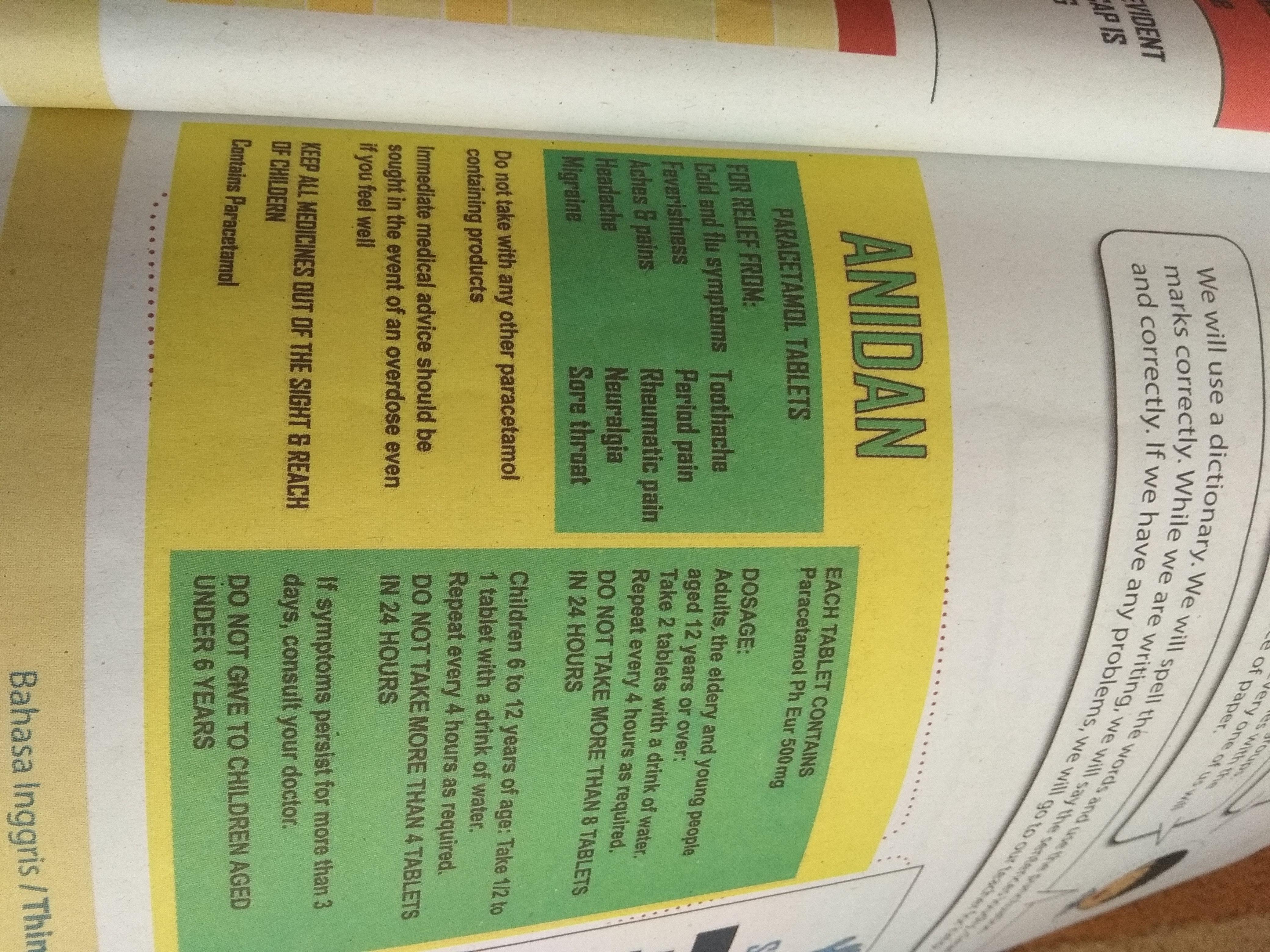 Jawaban Bahasa Inggris Kelas 8 Halaman 37 Rismax