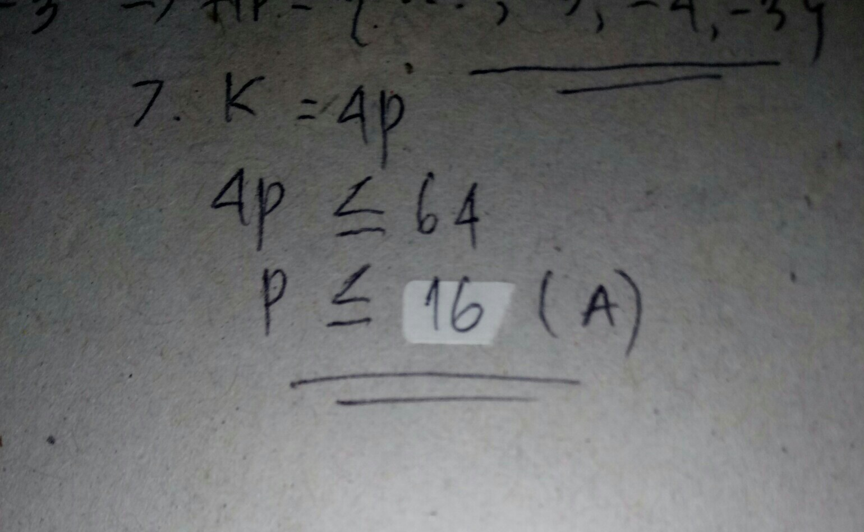 20+ Keliling sebuah persegi 64 cm luas persegi tersebut adalah info