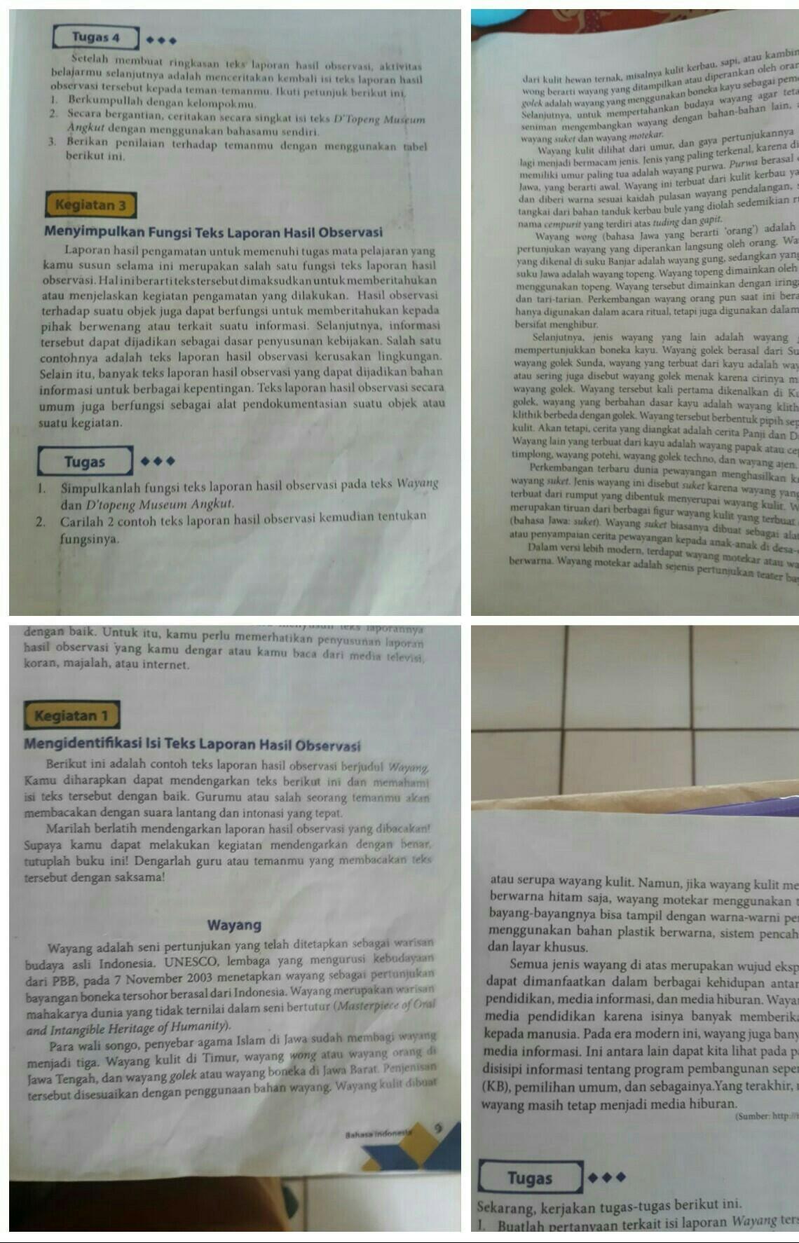 Baca Dan Simpulkan Teks Berikut Brainly Co Id
