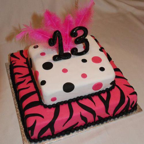 фото тортов на день рождения девочке