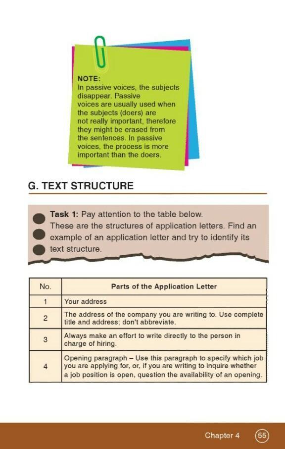 Jawaban Bahasa Inggris Kelas 12 Halaman 55 K 13 Brainly Co Id