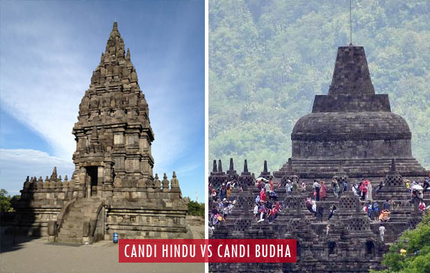 Sebutkan 5 Ciri Ciri Candi Hindu Dan Candi Budha Brainly Co Id