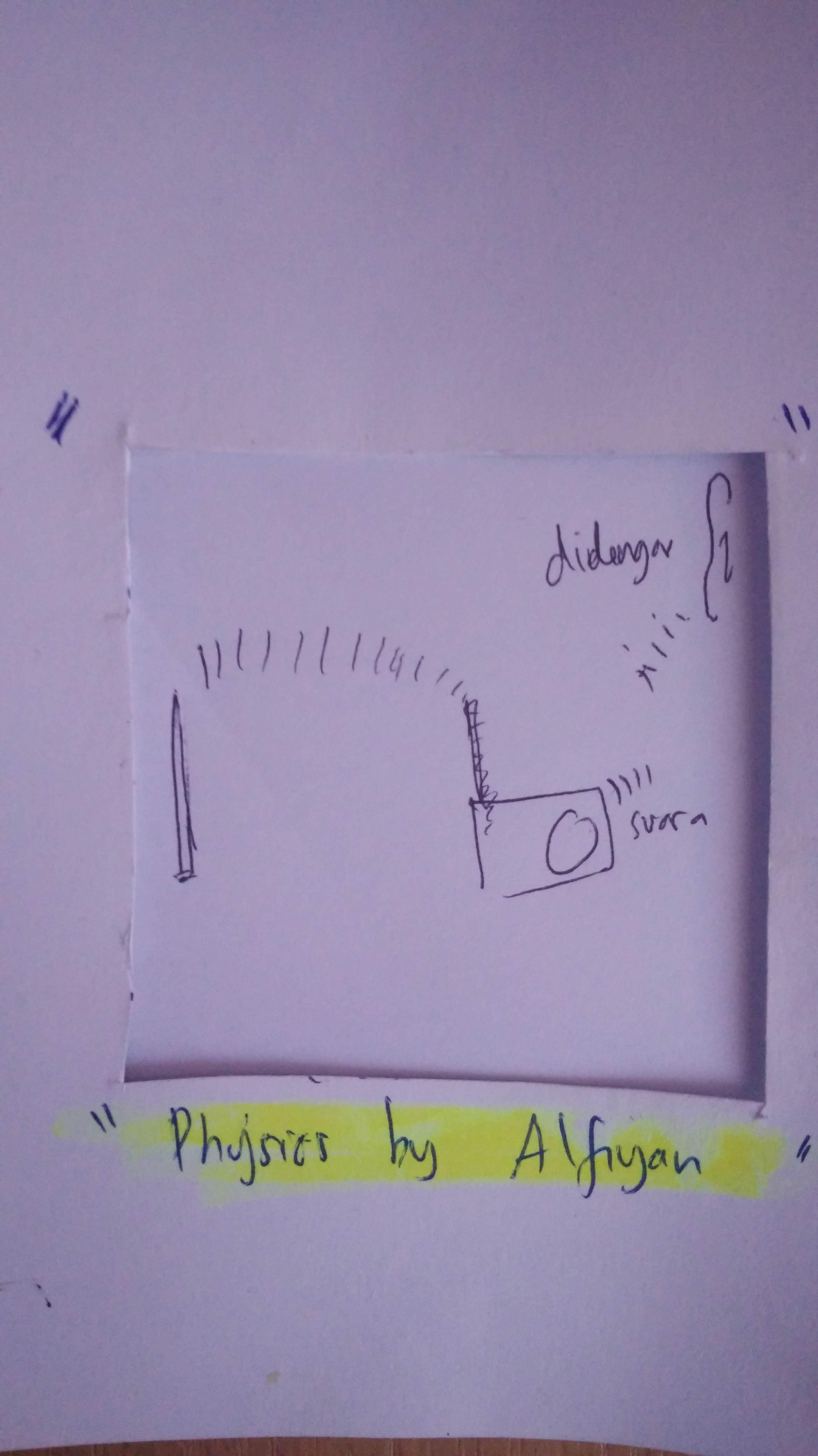 bagaimanakah proses frekuensi radio dari pemancar sampai ...