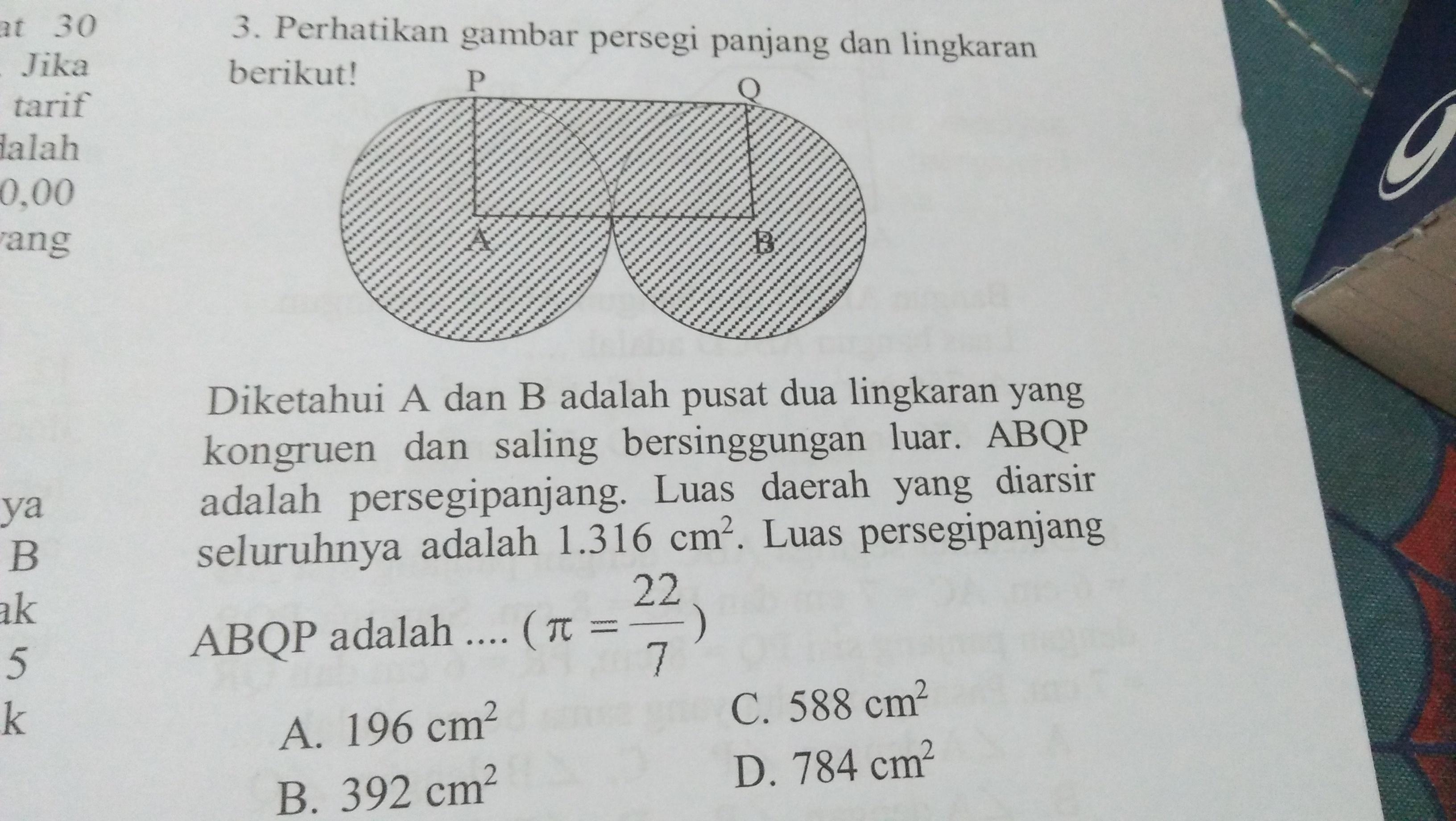 Diketahui a dan b adalah pusat dua lingkaran yang kongruen dan 2018 08 20 03 46 01 Unduh Iklan