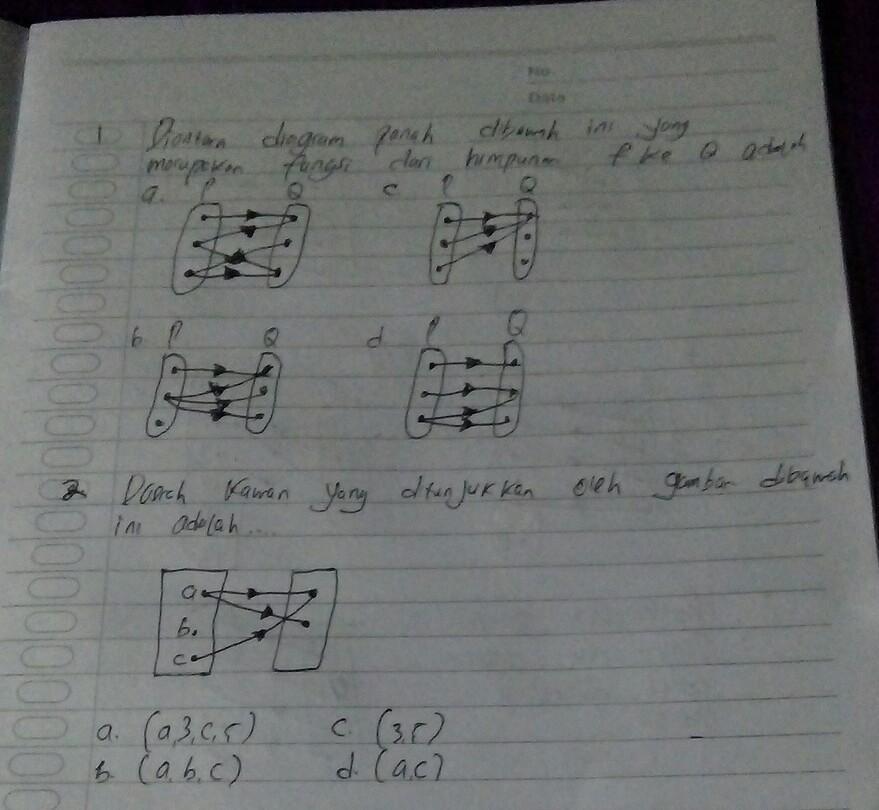 Mtk Kelas 8 Semester 1 Brainly Co Id