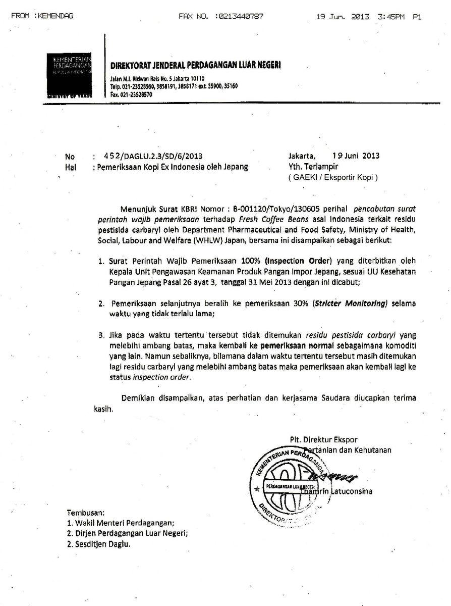 Carilah Formulir Surat Permintaan Ekspor Di Internet