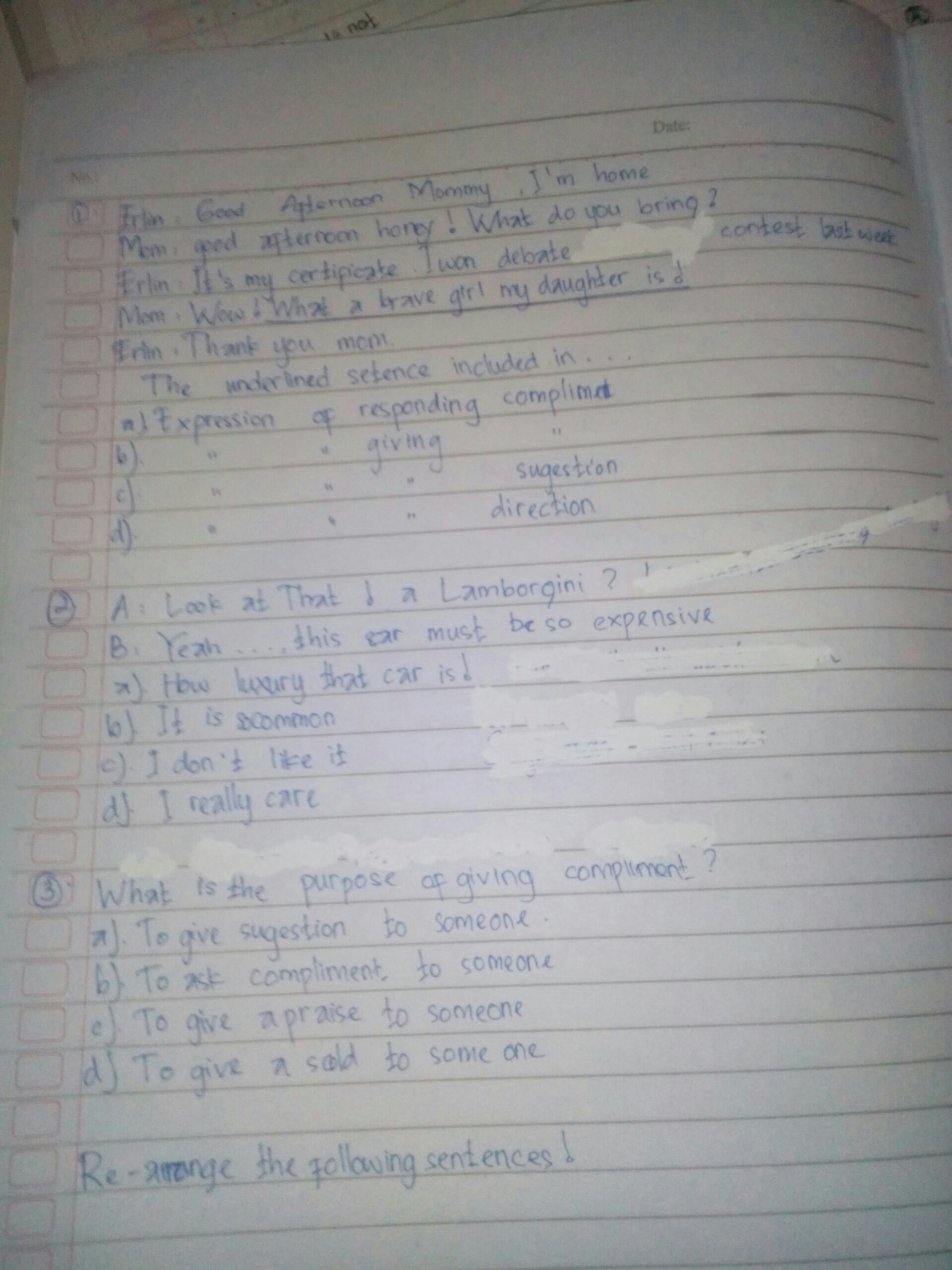 Terjemahkan Ke Dalam Bahasa Indonesia Beserta Jawabannya Please Brainly Co Id