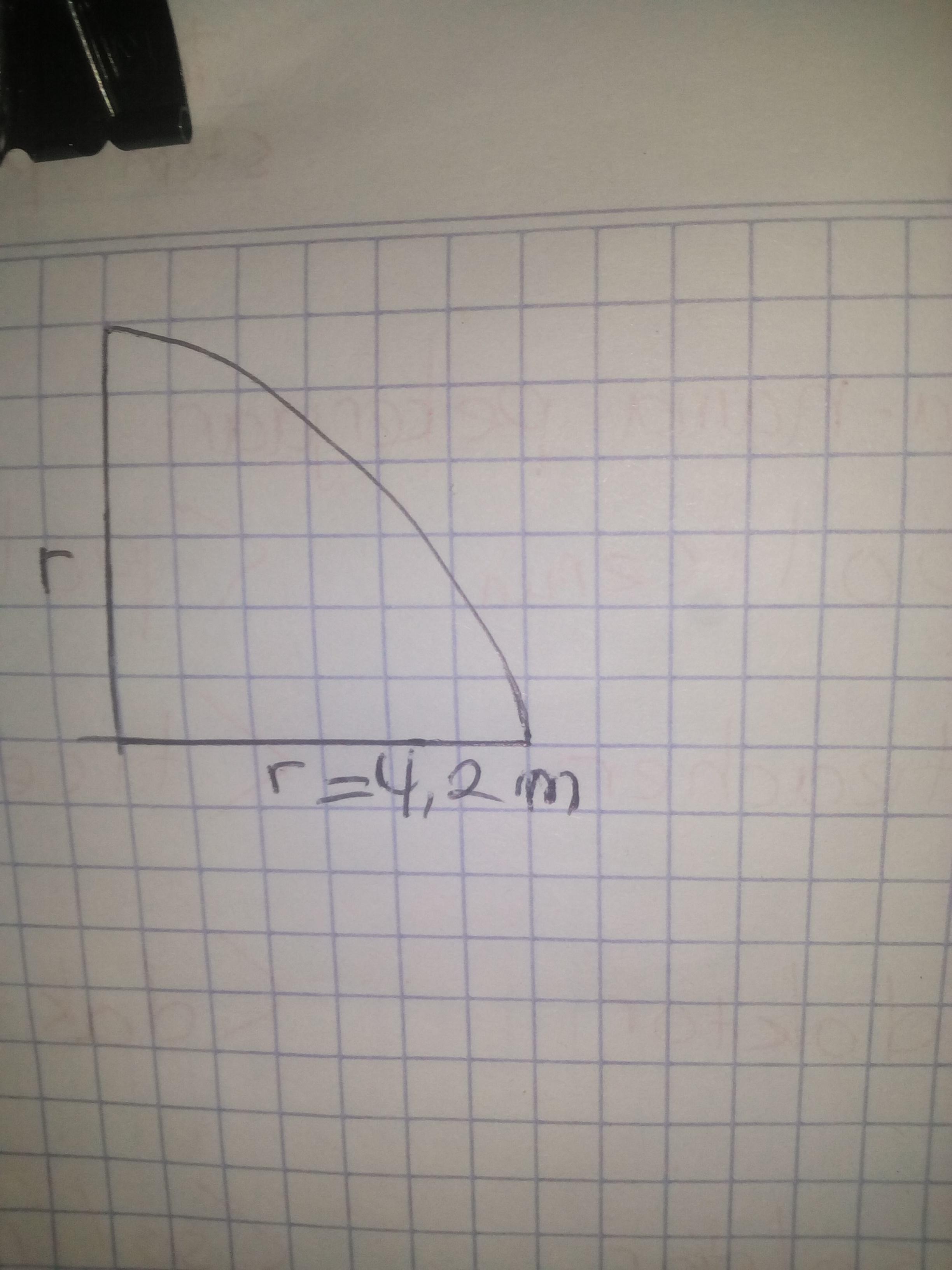 Rumus Mencari Seperempat Lingkaran - Matematika Dasar