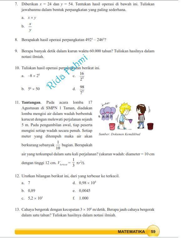 Uji Kompetensi Bab 4 Pkn Kelas 9 Ilmusosial Id