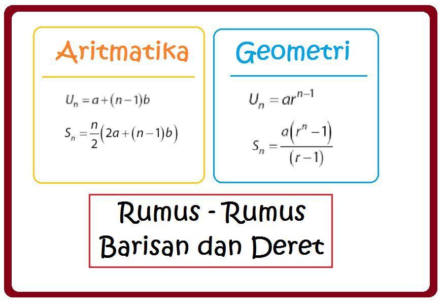 Diketahui deret geometri dengan S4 = 160 dan r =3 tentukan ...