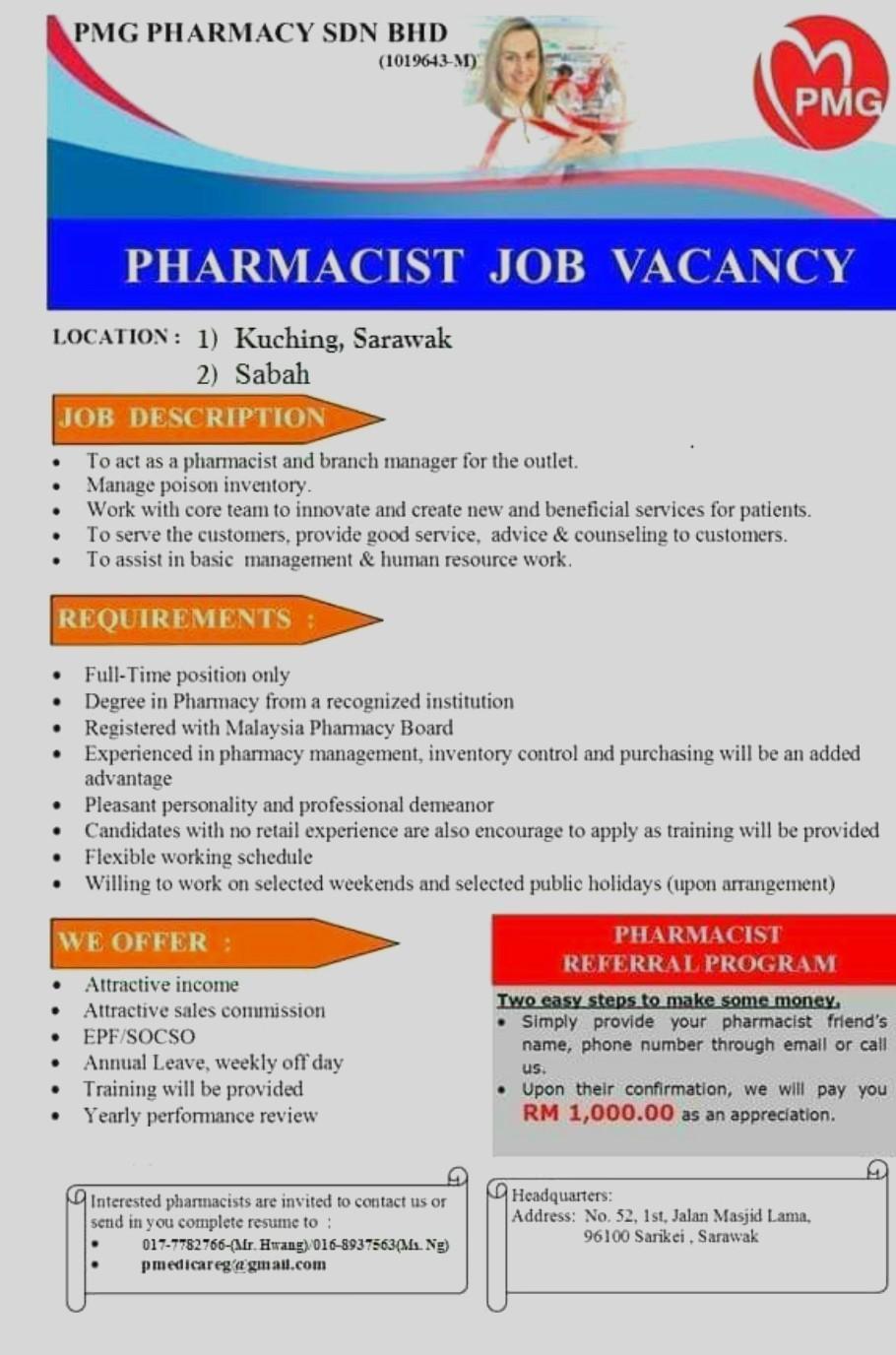 Kak Tolang Bantuannya Tolong Banget Bikinkan Surat Lamaran Kerja Pharmacy Dari Iklan Tersebut Ke Brainly Co Id