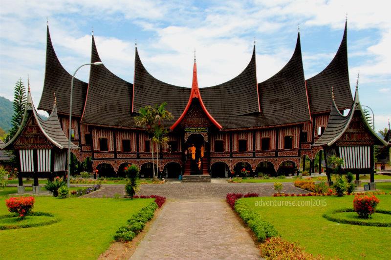 Gambar Rumah Adat Di Indonesia Brainly Co Id