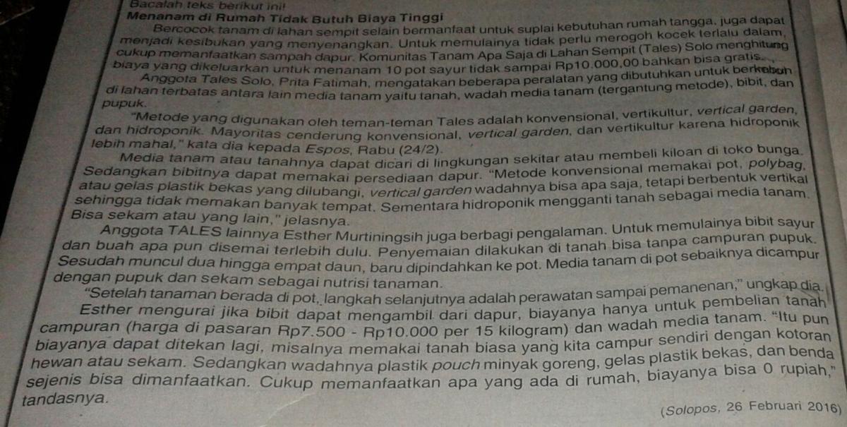 Contoh Autobiografi Indonesia ^15 - Contoh Z