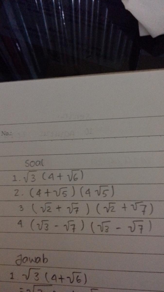 Tolong Jawab Soal Matematika Brainly Co Id