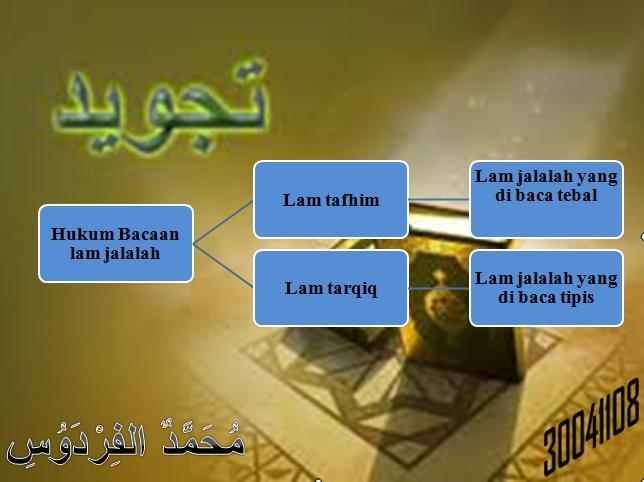 Sebutkan 5 Contoh Bacaan Lam Tarqiq Brainly Co Id