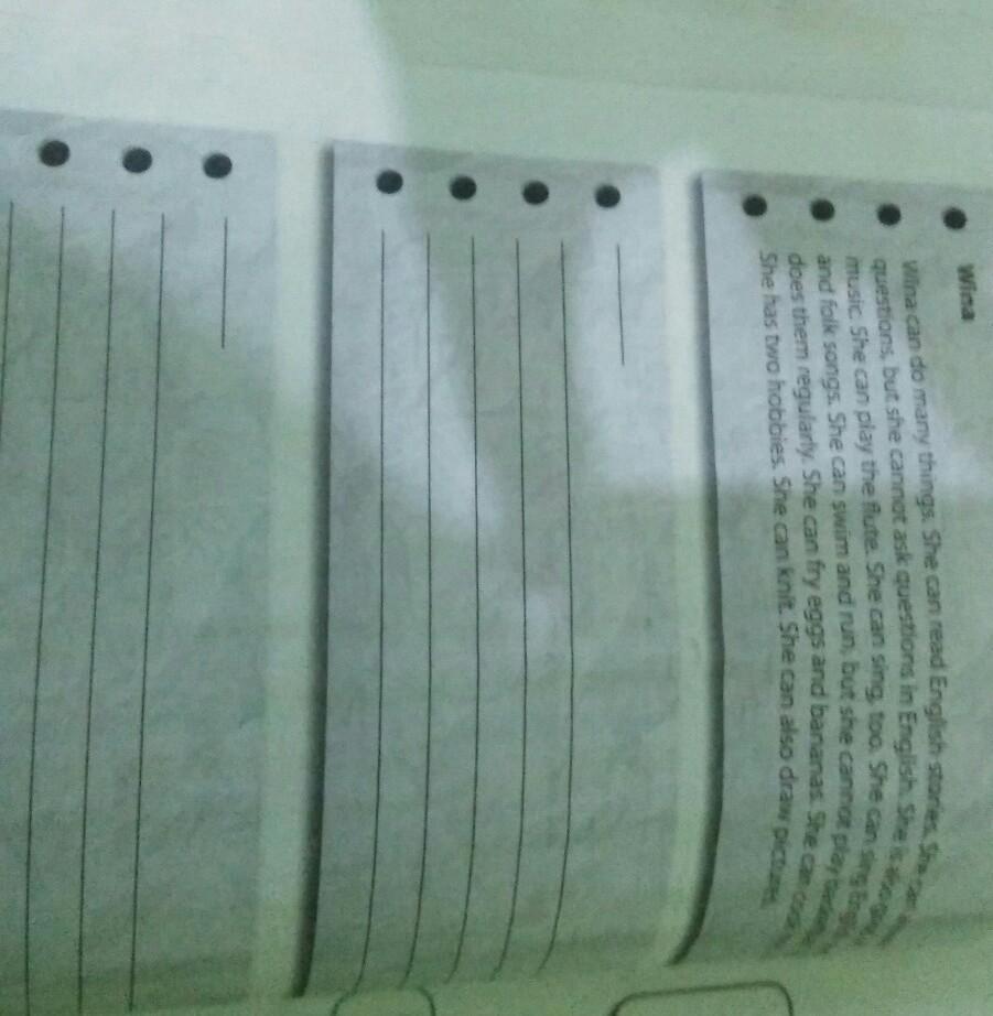 Jawaban Buku Paket Bahasa Inggris Kelas 8 Halaman 25 Dan 26 Brainly Co Id