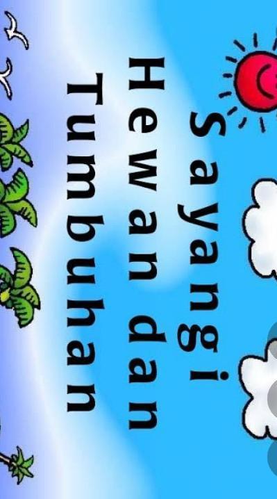 Buatlah Sebuah Poster Yang Menarik Tentang Pelestarian Hewan Atau Tumbuhan Brainly Co Id
