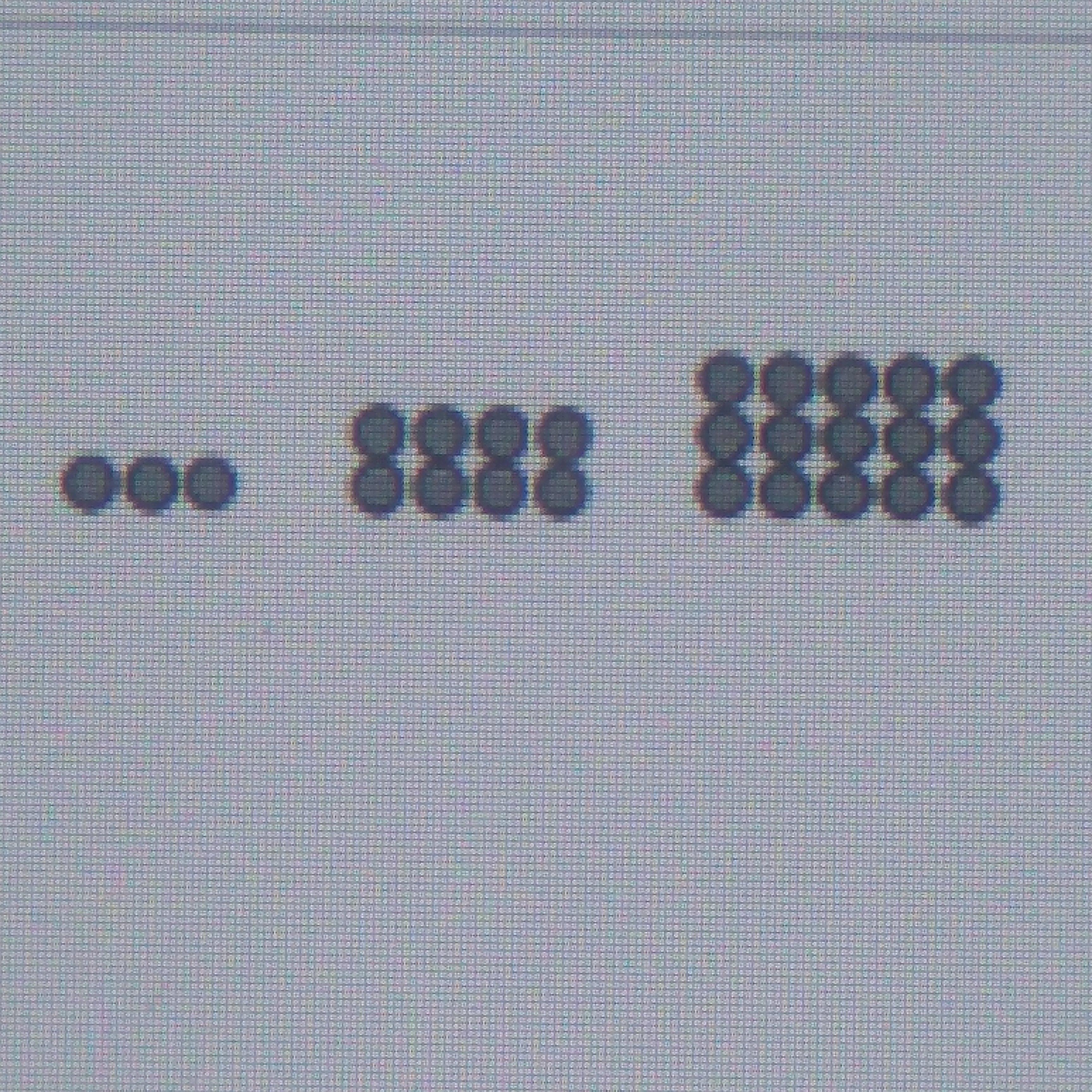 Rumus yang tepat untuk pola bilangan jumlah lingkaran dari ...