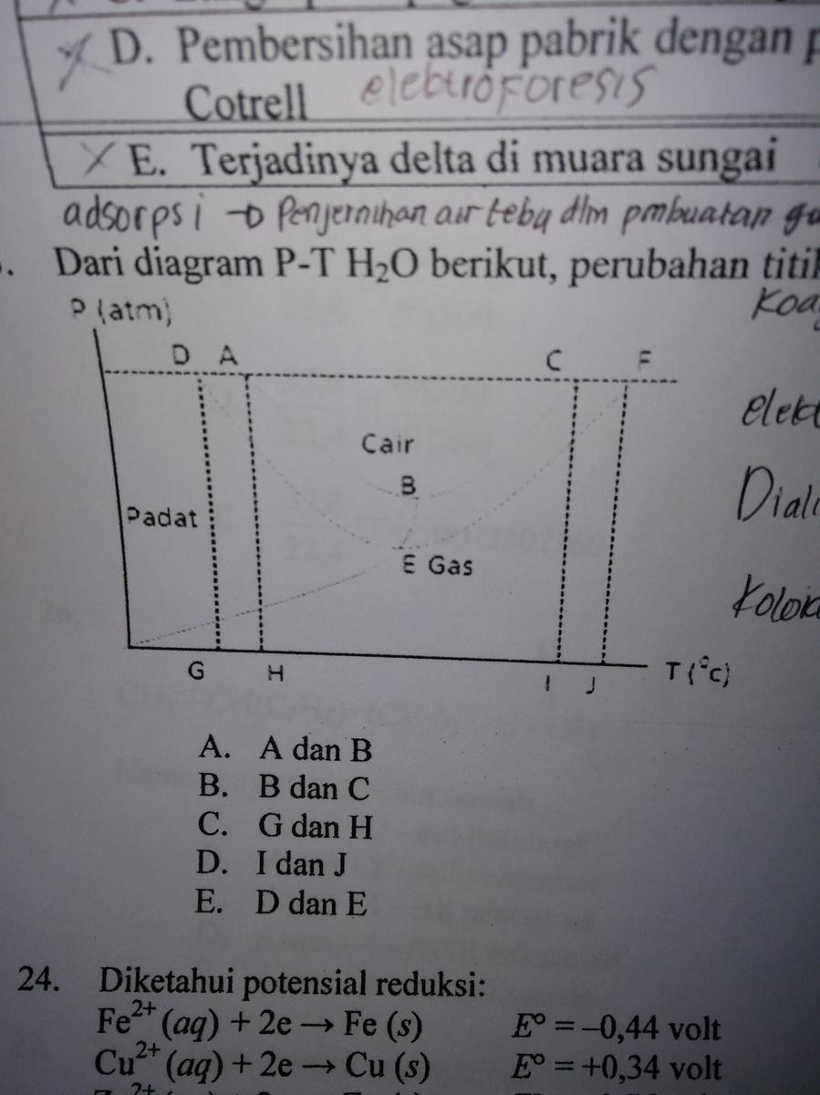 Dari diagram p t h2o berikut perubahan titik didih larutan dari diagram p t h2o berikut perubahan titik didih larutan ditunjukkan oleh nomor a a dan b b b dan c c g dan h d i dan j e ccuart Choice Image