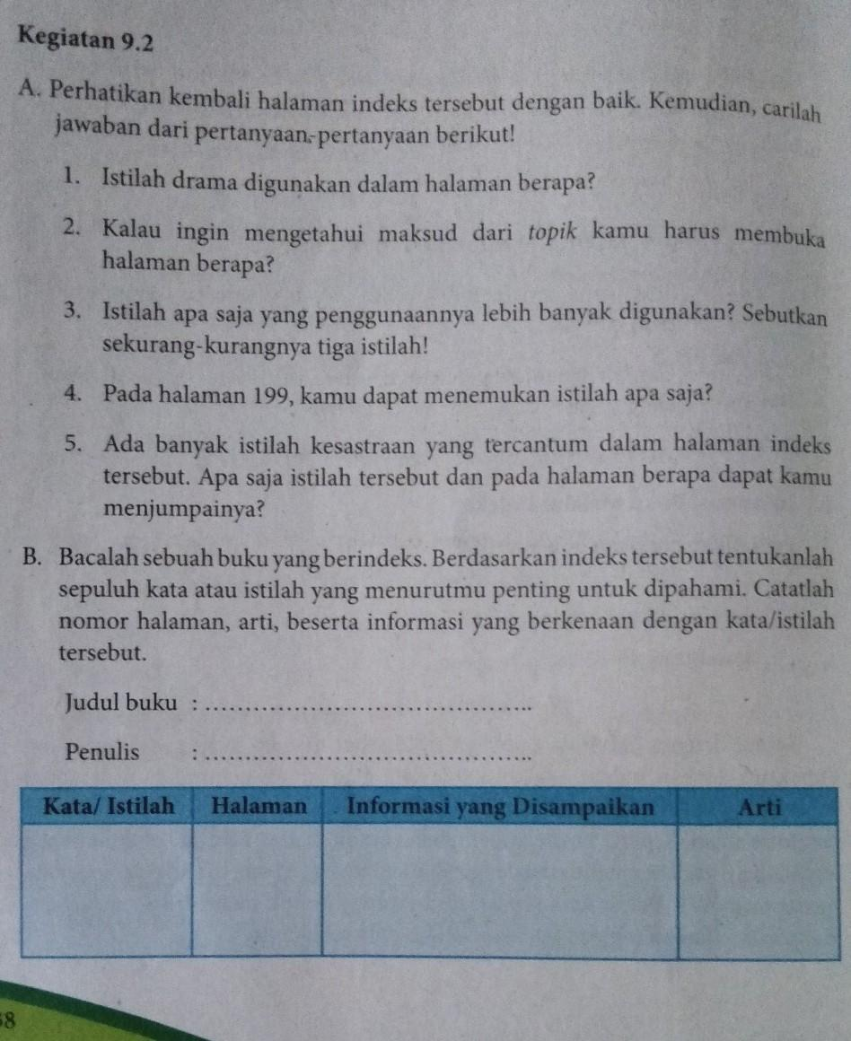 Kunci Jawaban Bahasa Inggris Kelas 12 Kurikulum 2013 ...