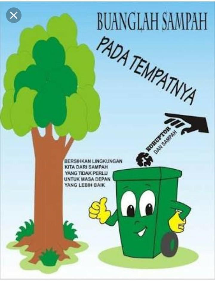 Contoh Kalimat Poster - Surabaya