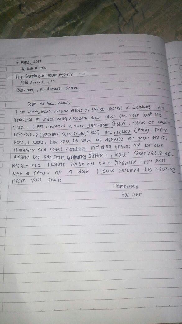 Contoh Teks Diary Dalam Bahasa Inggris - Berbagai Teks Penting