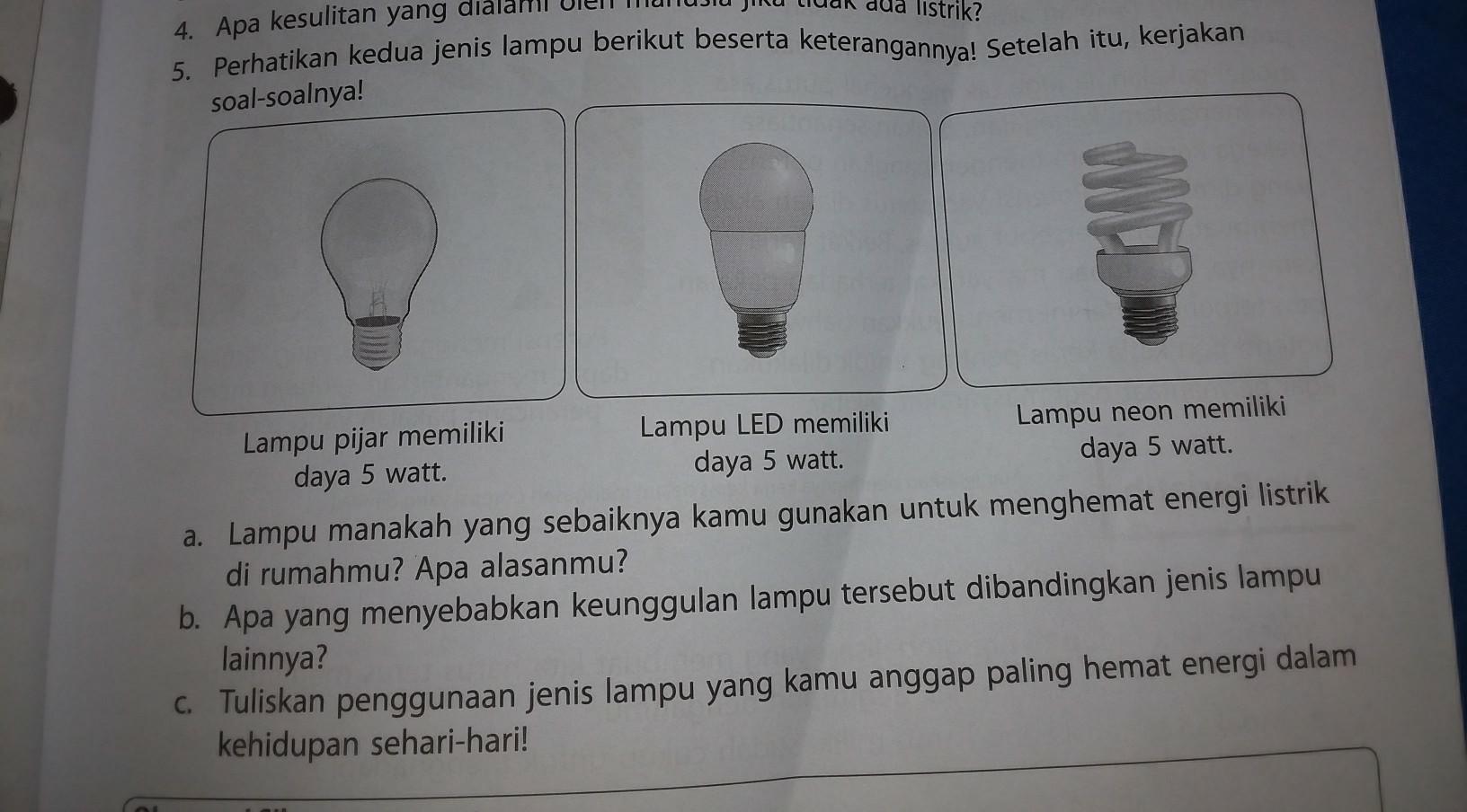 Alat Listrik Yang Paling Hemat Energi Adalah Berbagai Alat