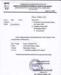 Buatlah Contoh Surat Undangan Dalam Bahasa Lampung Brainly